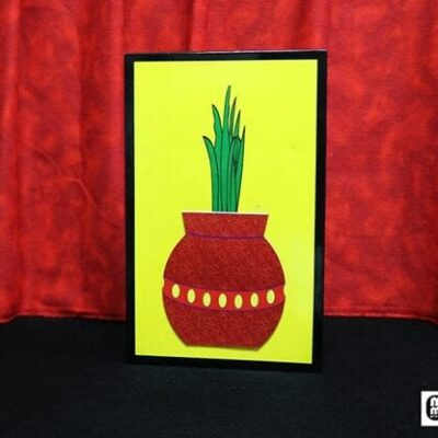 3D Flower Bouquet Blooming Vase by Mr. Magic - Trick