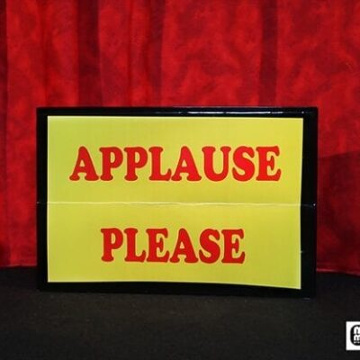Applause Card by Mr. Magic - Trick