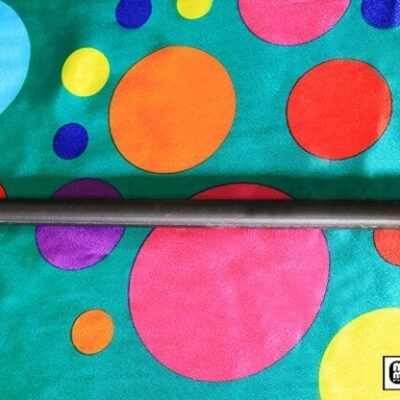 Jumping Rising Twirling Wand by Mr. Magic - Trick