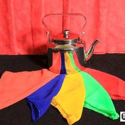 Magic Tea Pot (Deluxe) by Mr. Magic - Trick