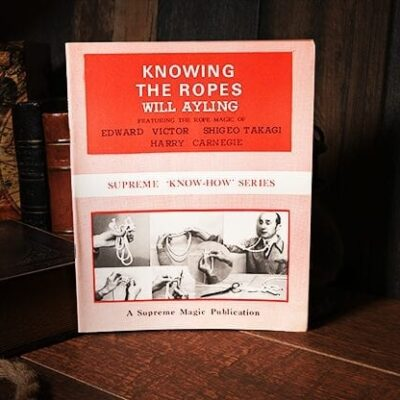 Knowing the Ropes by Will Ayling - Book