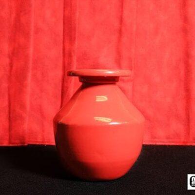 Lota Bowl Aluminum (Color) by Mr. Magic - Trick