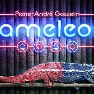 Marchand de Trucs Presents The Kameleon (Gimmicks and Online Instructions) by Pierre-André Gosselin - Trick