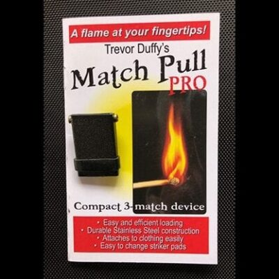 Match Pull Pro by Trevor Duffy - Trick