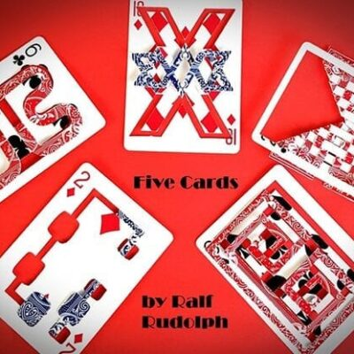 5 Cards by Fairmagic Mixed Media DOWNLOAD