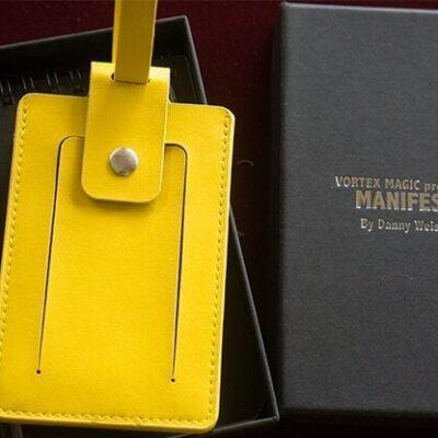 Manifest Yellow by Vortex and Danny Weiser - Trick