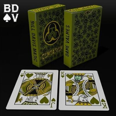 Contagion Playing Cards