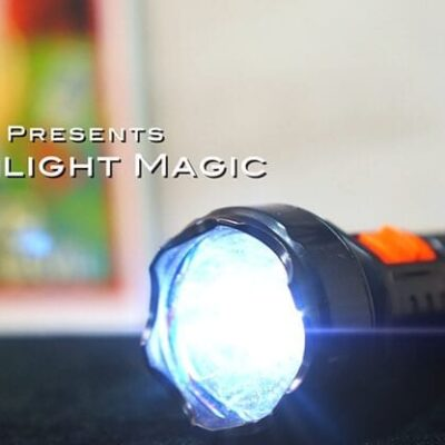 Magic Flashlight (2pk) by Tejinaya Magic - Trick