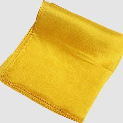 "Rice Spectrum Silk 18"" (Yellow) by Silk King Studios - Trick"