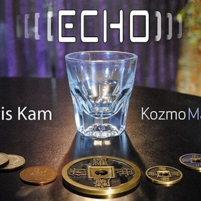 Echo (Gimmicks and Online Instructions) by Curtis Kam - Trick