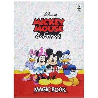 Magic Coloring Book (DISNEY) by JL Magic - Trick