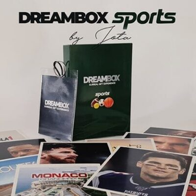 DREAM BOX SPORTS (Gimmick and Online Instructions) by JOTA - Trick