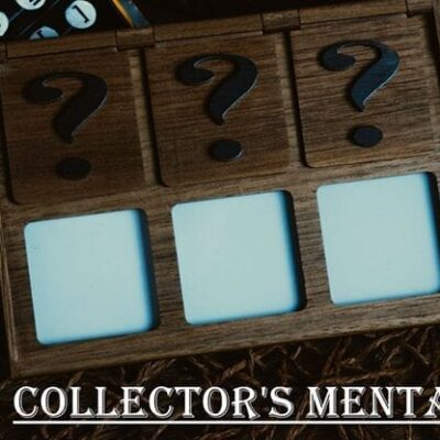 Collectors Mental Epic MINI (Gimmicks and Online Instructions) by Secret Factory