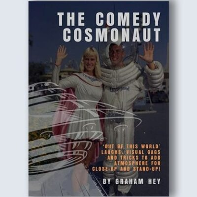Comedy Cosmonaut by Graham Hey - Book