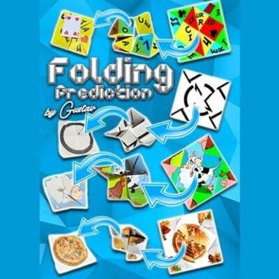 Folding Prediction by Gustav mixed media DOWNLOAD