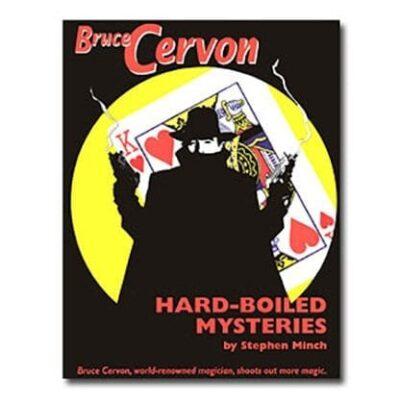 Bruce Cervon Hard Boiled Mysteries eBook DOWNLOAD