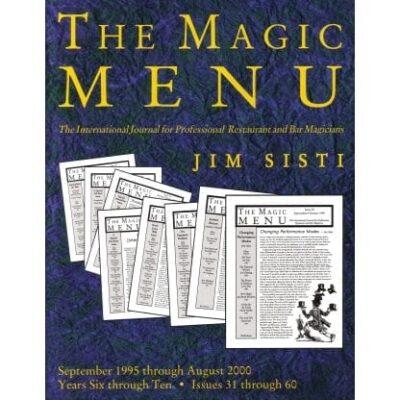 Magic Menu 2 Years 6-10 eBook DOWNLOAD