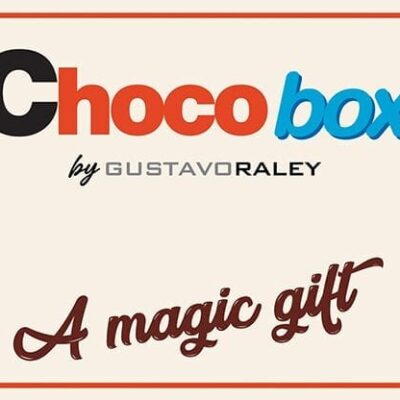 CHOCO BOX (Gimmicks and Online Instructions) by Gustavo Raley - Trick