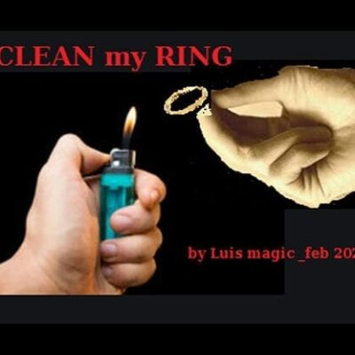 Clean My Ring by Luis Magic video DOWNLOAD