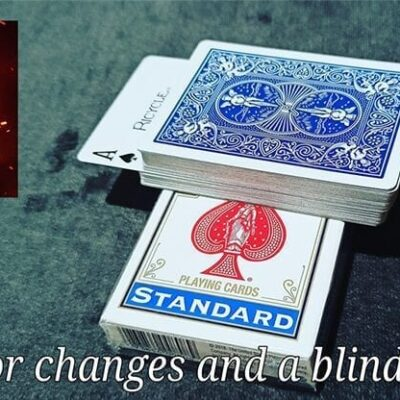 Two Color Changes and Blind Control by Jhonna CR video DOWNLOAD
