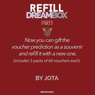 DREAM BOX PARTY GIVEAWAY / REFILL by JOTA - Trick