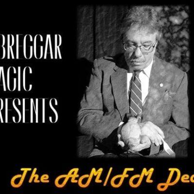 AM FM DECK RED by Michael Breggar - Trick