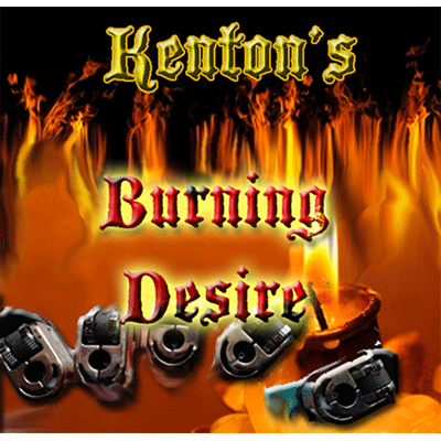 Burning Desire by Kenton Knepper eBook DOWNLOAD