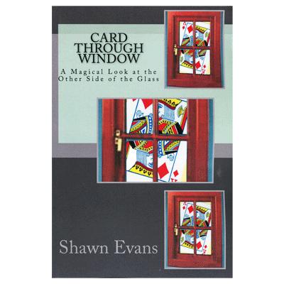 Card Through Window by Shawn Evans - eBook DOWNLOAD