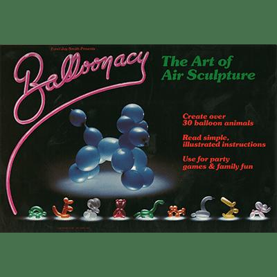 Balloonacy by Dennis Forel - eBook DOWNLOAD
