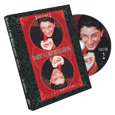 Daryl's Card Revelations Vol 2 - DVD