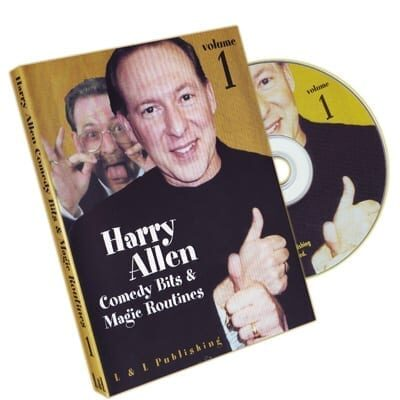 Harry Allen Comedy Bits and Routines Vol 1 - DVD