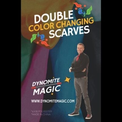 Double Color-Changing Scarves