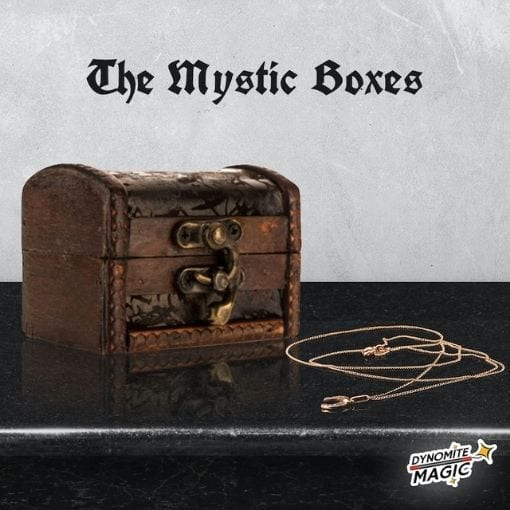 Mystic Boxes Table Necklace