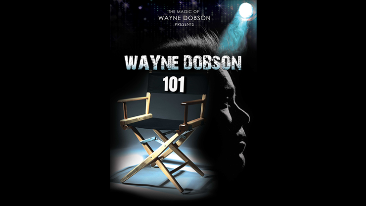Wayne Dobson 101 - Book
