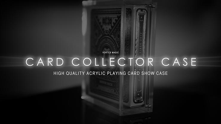 Vortex Magic Presents The Card Collector Case - Trick