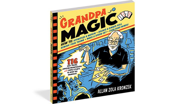 Grandpa Magic by Workman Publishing - Book
