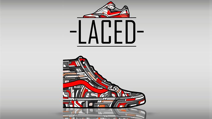 Antonio Satiru presents LACED (Gimmicks and Online Instructions) - Trick