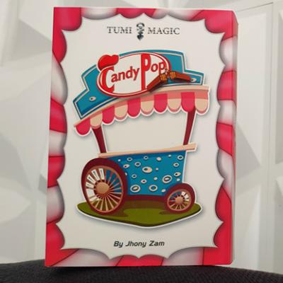Tumi Magic presents CANDY POP by Jhony Zam - Trick