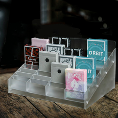 Acrylic (Large- 40 decks) Playing Card Display by TCC