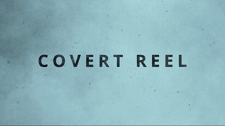 COVERT REEL (KEVLAR) With online Instructions by Uday Jadugar - Trick