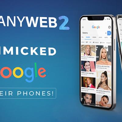 AnyWeb 2 by Magic Pro Ideas - Trick