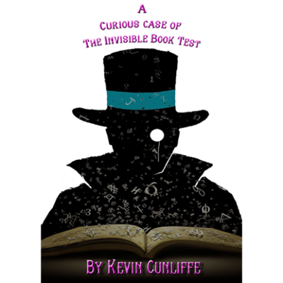 A Curious Case of The Invisible Book Test by Kevin Cunliffe eBook DOWNLOAD